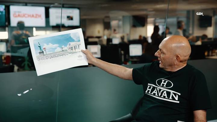 Dono da Havan fala sobre as primeiras lojas da rede no RS