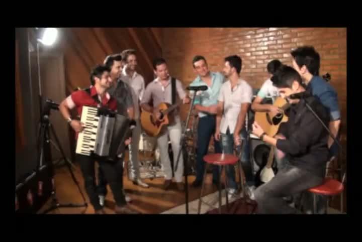 Grupos de música sertaneja que mais tocaram em Santa Maria em 2012
