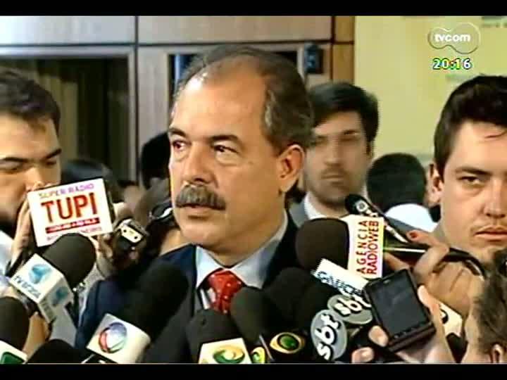 TVCOM 20 Horas - 10/01/2013 - Bloco 2 - Reajuste do piso do magistério