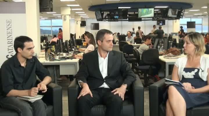 Programa Conversa Política entrevista Gustavo Miroski