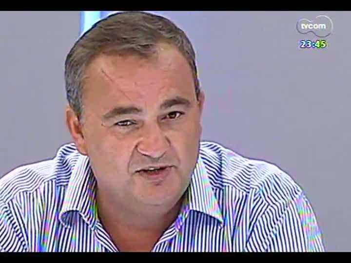 Mãos e Mentes - Presidente da Stara, Gilson Lari Trennepohl - Bloco 2 - 04/02/2013