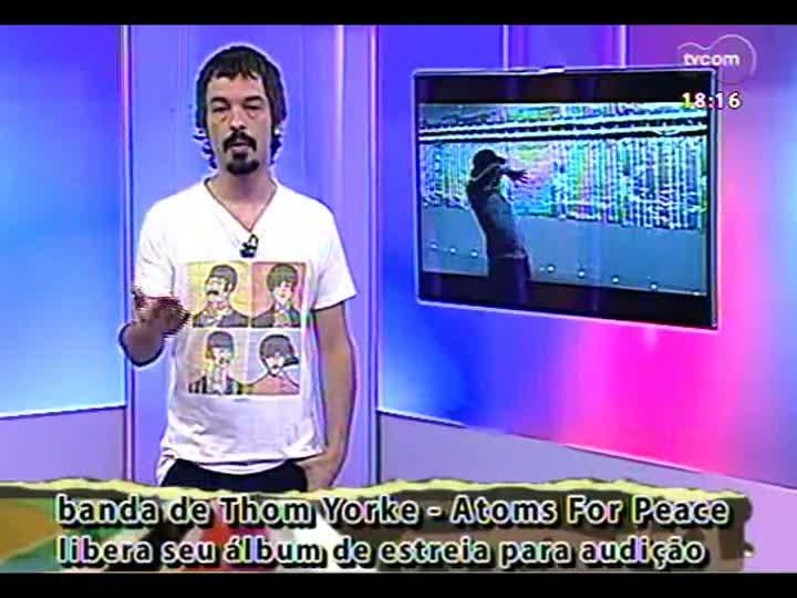 Programa do Roger - Confira a participação de Frank Jorge - bloco 3 - 19/02/2013