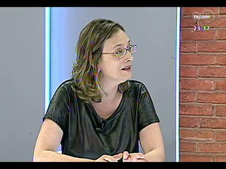 Mãos e Mentes - Ministra da Secretaria dos Direitos Humanos, Maria do Rosário - Bloco 4 - 24/02/2013