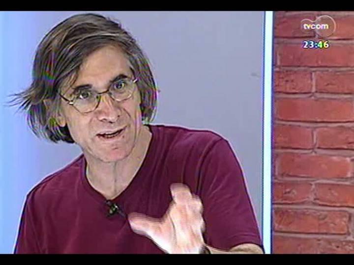 Mãos e Mentes - Montador de filmes e programadas de televisão, Giba Assis Brasil - Bloco 2 - 05/03/2013