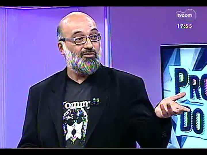Programa do Roger - Confira o projeto solo de Tati Portella - bloco 2 - 11/03/2013