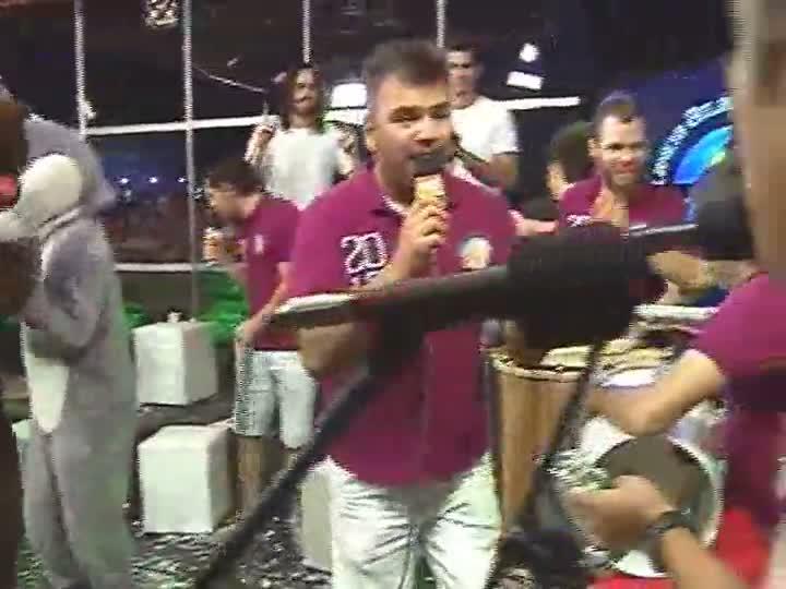 Estúdio da TVCOM no Planeta Atlântida 2013 - Festa (parte 1)