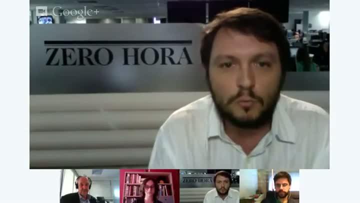 Debate online discute mudanças urbanas em Porto Alegre