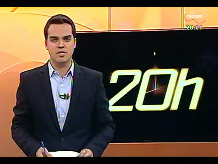TVCOM 20 Horas - Saiba qual é a atual situação da Lei de Acesso à Informação na véspera de completar um ano - Bloco 1 - 15/05/2013