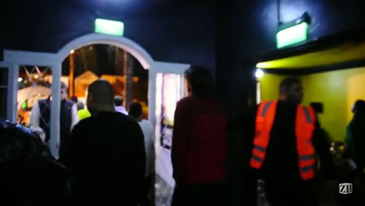 Simulação de evacuação emergencial prepara equipe de brigadistas