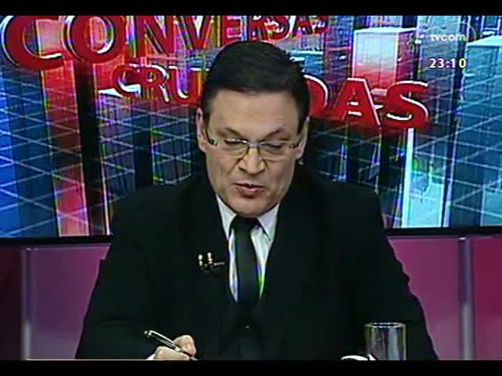 Conversas Cruzadas - As manifestações populares alcançaram seus objetivos e já mudaram o Brasil? - Bloco 4 - 25/06/2013