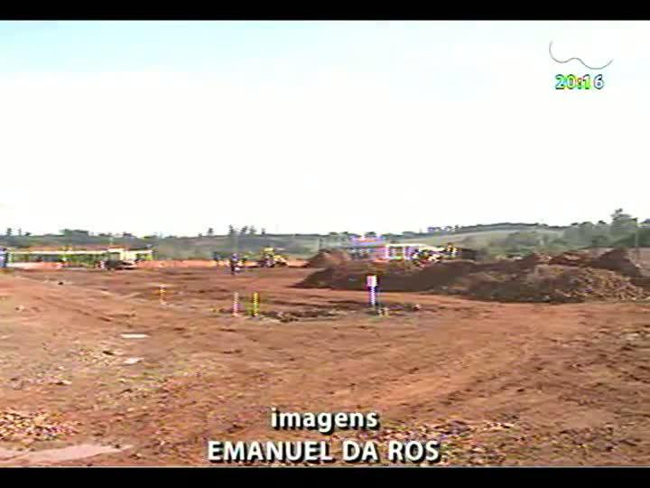 TVCOM 20 Horas - Acompanhe as obras das duas fábricas sul-coreanas que estão sendo construídas em São Leopoldo - Bloco 2 - 07/08/2013