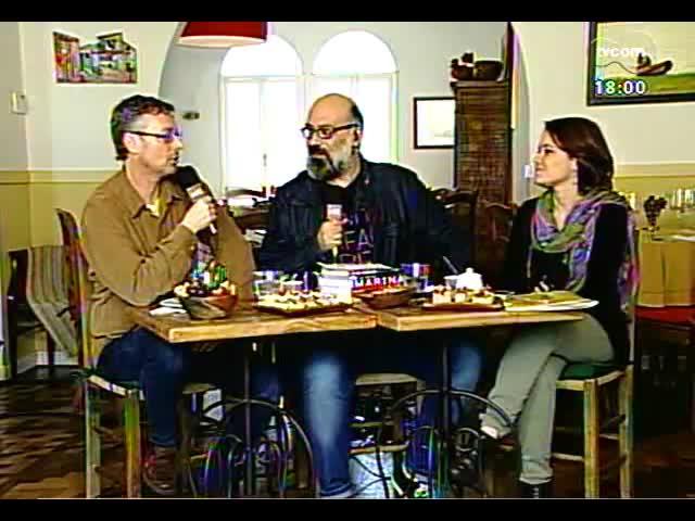 Café TVCOM - Revista Piauí e o documentário Shoah - Bloco 1 - 07/09/2013