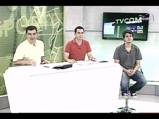 TVCom Esportes - 3o bloco - Entrevista - 4/12/2013
