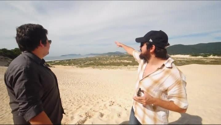 Making of do clip do Pretinho Básico