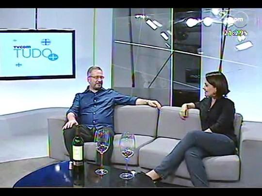 TVCOM Tudo Mais - Irineu Guarnier Filho e a coluna de vinhos
