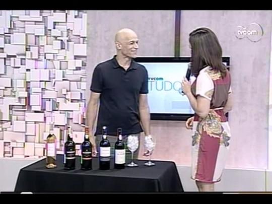 TVCOM Tudo+ - Papo de vinho - 13/02/14
