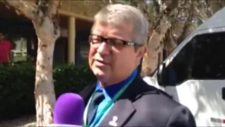 CEO do Comitê Organizador Local da FIFA, Ricardo Trade