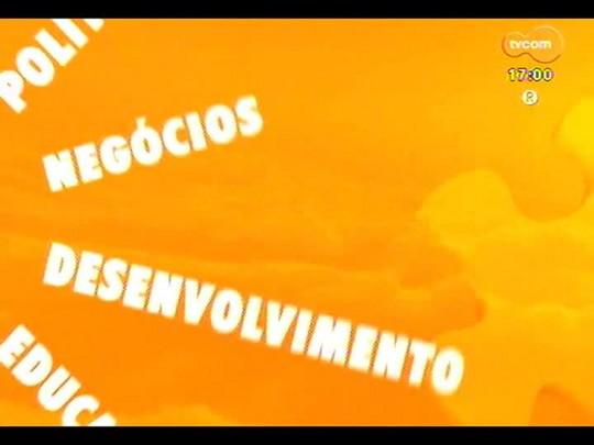 Mãos e Mentes - Prefeito de Guaíba Henrique Tavares - Bloco 1 - 09/03/2014