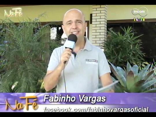 Na Fé - Clipes de música gospel e bate-papo com Thalles Roberto - 13/04/2014 - bloco 3