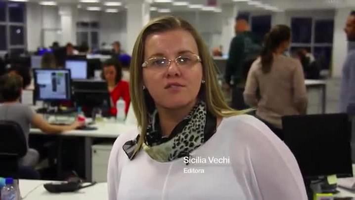 Chamadas Diário Catarinense 23 de maio de 2014