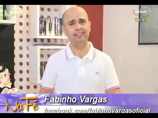 Na Fé - Clipes de música gospel e bate-papo com Paulo Roberto - 15/06/2014 - bloco 1