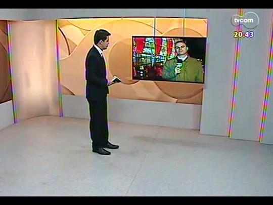 TVCOM 20 Horas - Saiba como está a movimentação para o jogo do Beira-Rio - Bloco 4 - 30/07/2014