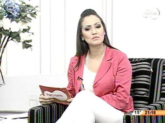 TVCOM Tudo+ - Miss Mundo Brasil 2014 - 08.08.14