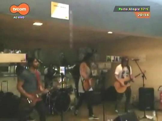#PortoA - Estação ZH agita programação no Moinho de Vento