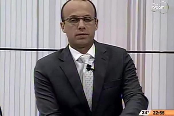 Conversas Cruzadas - Qual o nível de incentivo à produção cultural em Santa Catarina? - 4º Bloco - 28/10/14
