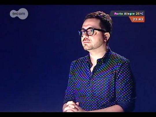 Mãos e Mentes - Artista plástico e diretor do Mac-RS André Venzon - Bloco 4 - 09/11/2014