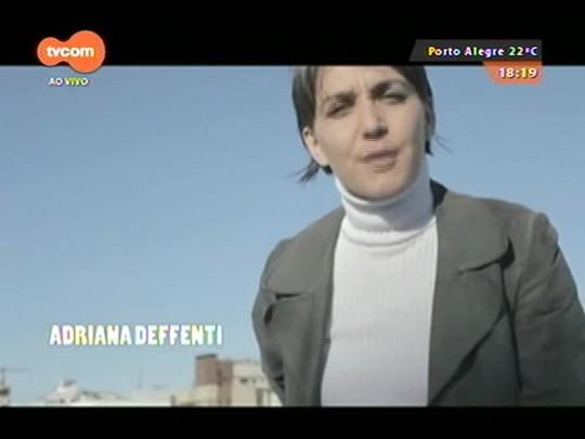 Programa do Roger - Adriana Deffenti, cantora - Bloco 4 - 06/11/2014