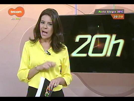 TVCOM 20 Horas - Polícia começa a ouvir as testemunhas e vítimas de queda no elevador - 01/12/2014