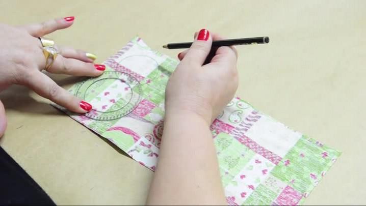 Como fazer uma arvore de natal artesanal