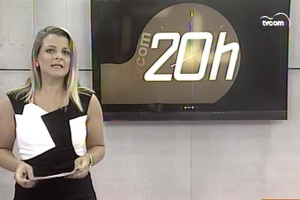 TVCOM 20h - Sistema de cobrança de pedágio em Bombinhas ainda precisa de ajustes - 7.1.15