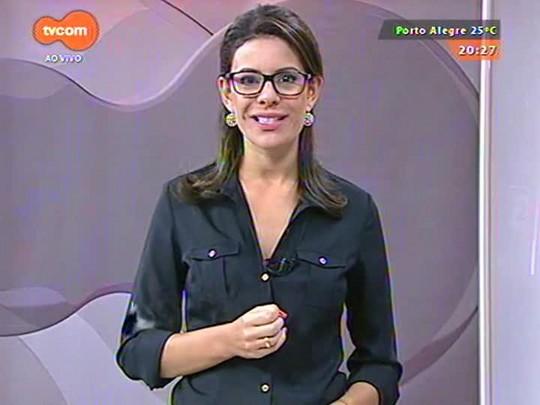 TVCOM 20 Horas - Demora no registro de ocorrências: PMs tiveram que esperar oito horas para concluir flagrante - 05/02/15
