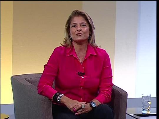 TVCOM Tudo Mais - \'DR na TV\': Fabrício Carpinejar visita um salão de beleza