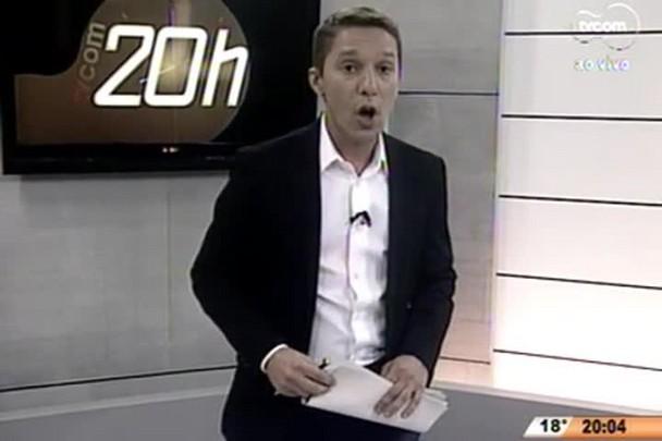 TVCOM 20 Horas - Comissão da OAB nacional vistoria presídios de Santa Catarina - 02.07.15