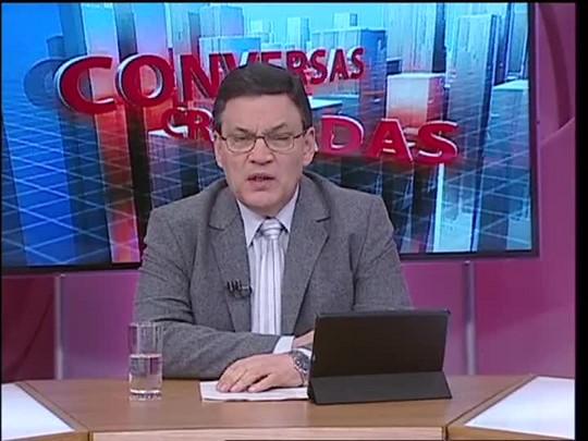 Conversas Cruzadas - Programa sobre surto de meningite no Rio Grande do Sul - Bloco 1 - 17/07/2015