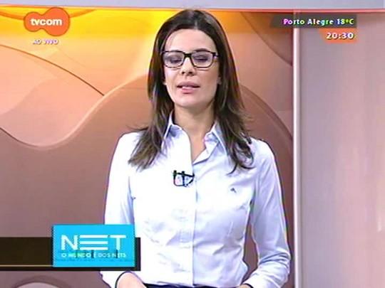 TVCOM 20 Horas - FESSERGS inicia caravana pelo estado para mobilizar categoria contra o parcelamento dos salários - 04/08/2015