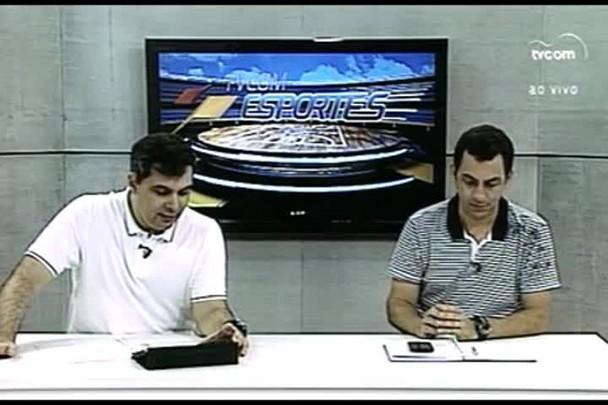 TVCOM Esportes. 4º Bloco. 23.12.15