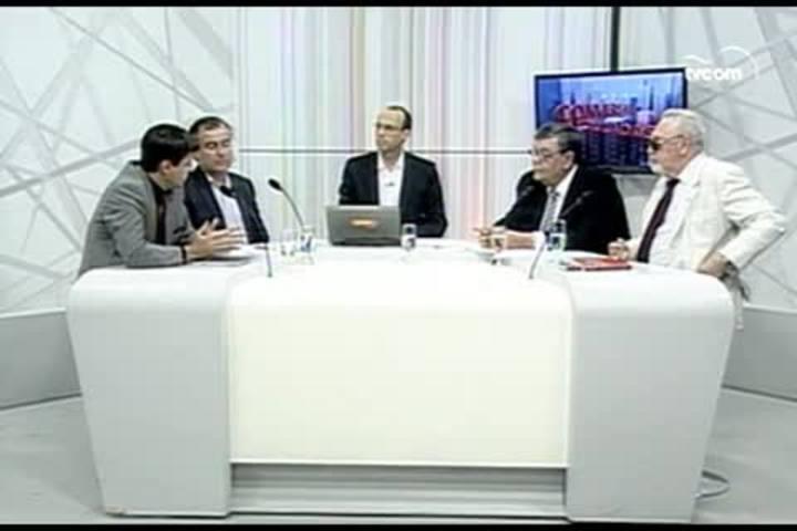 TVCOM Conversas Cruzadas. 2º Bloco. 22.02.16