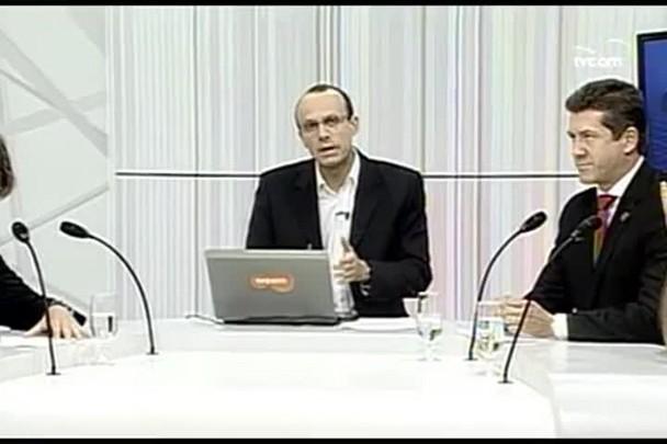 TVCOM Conversas Cruzadas. 2º Bloco. 26.02.16