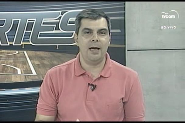 TVCOM Esportes. 4º Bloco. 22.03.16