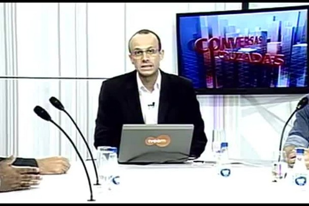 TVCOM Conversas Cruzadas. 3º Bloco. 11.04.16