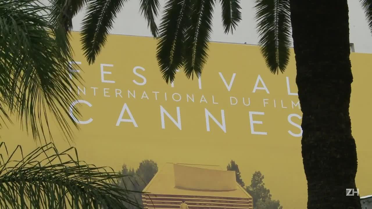 Os últimos preparativos para o Festival de Cannes