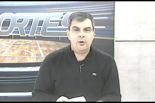 TVCOM Esportes. 4º Bloco. 25.05.16