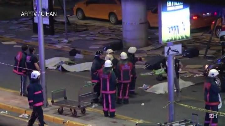 Terror no maior aeroporto da Turquia