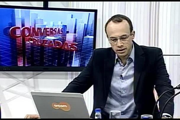 TVCOM Conversas Cruzadas. 2º Bloco. 15.07.16