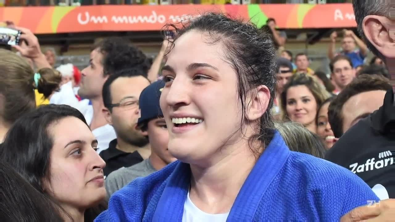 Brasil leva bronze no judô