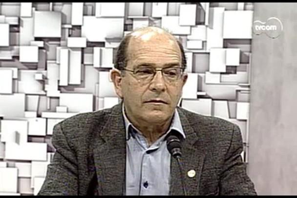 TVCOM Conversas Cruzadas. 1º Bloco. 10.08.16